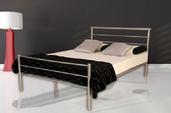 Bremington Metal Bed